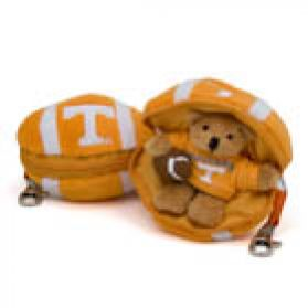 Tennessee Football Keychain