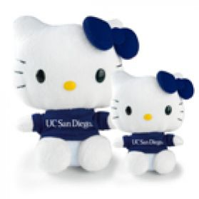 UC San Diego Hello Kitty