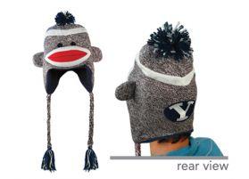 BYU Sock Monkey - Hat