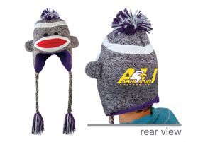 Ashland University Sock Monkey - Hat