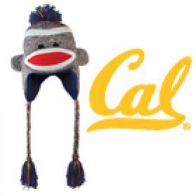 Cal Berkeley Sock Monkey - Hat
