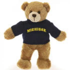 Michigan Sweater Bear