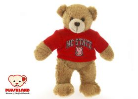 North Carolina State Sweater Bear
