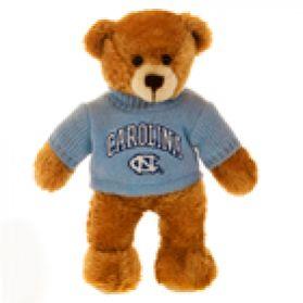 North Carolina Sweater Bear