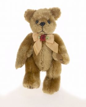 Jointed Mohair Bear