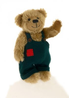 Bear in Overall
