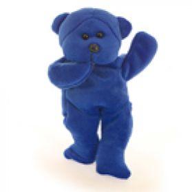 Blue Bear - (8