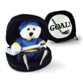 Bear In Hockey Puck  (8