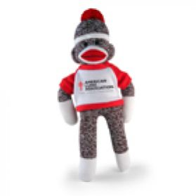 ALA T-Shirt Sock Monkey