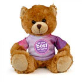 Be Your Best Tie-Dye Bear - 8