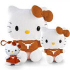Texas Hello Kitty