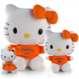 Oklahoma State Hello Kitty
