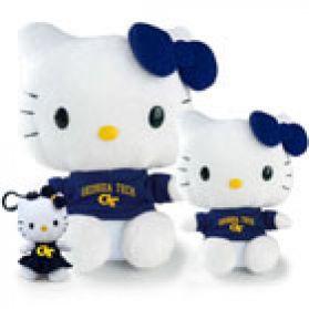 Georgia Tech Hello Kitty