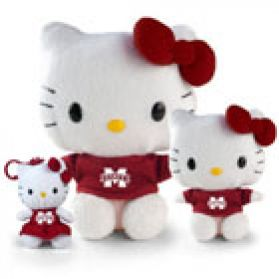 Mississippi State Hello Kitty