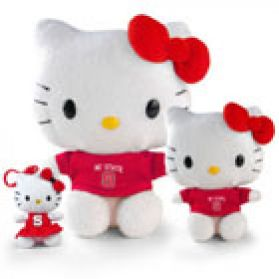 North Carolina State Hello Kitty