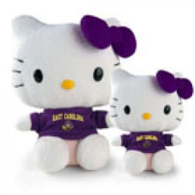East Carolina Hello Kitty
