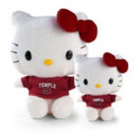 Temple Hello Kitty