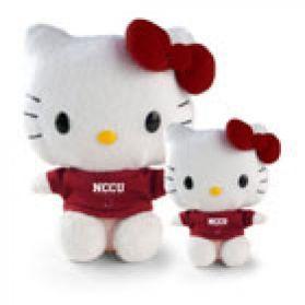 North Carolina Central Hello Kitty