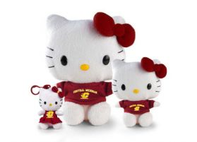 Central Michigan Hello Kitty