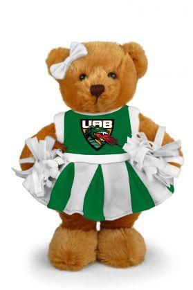 Alabama Birmingham Cheer Bear 8