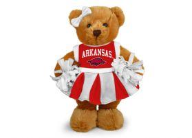 Arkansas Cheerleader Bear 8