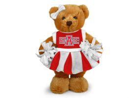 Arkansas State Cheerleader Bear