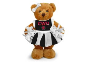 Central Washington Cheerleader Bear 8in