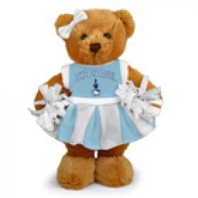Citadel Cheerleader Bear