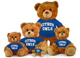 Citrus College Jersey Bear