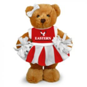 Eastern Washington Cheerleader Bear