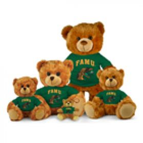 Florida A&M Jersey Bear