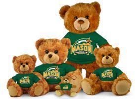 George Mason Jersey Bear