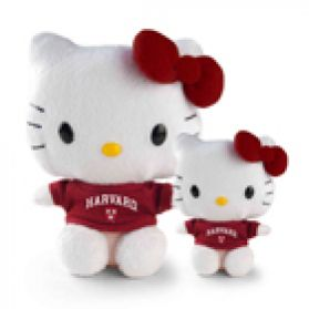 Harvard Hello Kitty