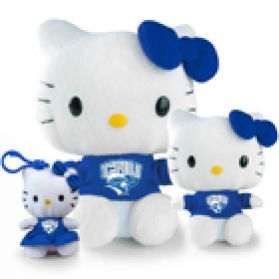 Christopher Newport Hello Kitty