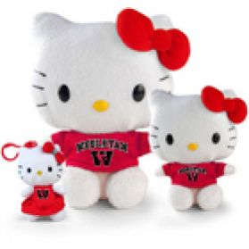Wesleyan Hello Kitty