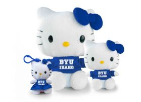 BYU Idaho Hello Kitty