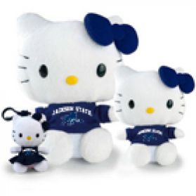 Jackson State Hello Kitty