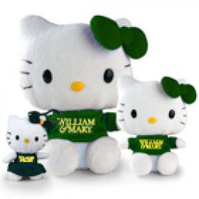 William & Mary Hello Kitty