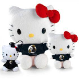 Unc Pembroke Hello Kitty