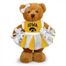 Iowa Cheerleader Bear
