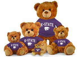 Kansas State Jersey Bear