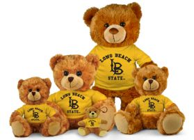 Cal State Long Beach Jersey Bear