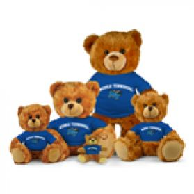 Middle Tennessee Jersey Bear