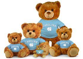 North Carolina Jersey Bear