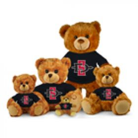 San Diego State Jersey Bear