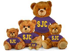 San Juan College Jersey Bear