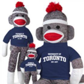 Toronto Sock Monkey
