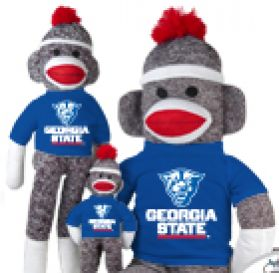 Georgia State Sock Monkey