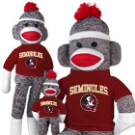 FSU Sock Monkey