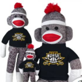 Northern Kentucky Sock Monkey